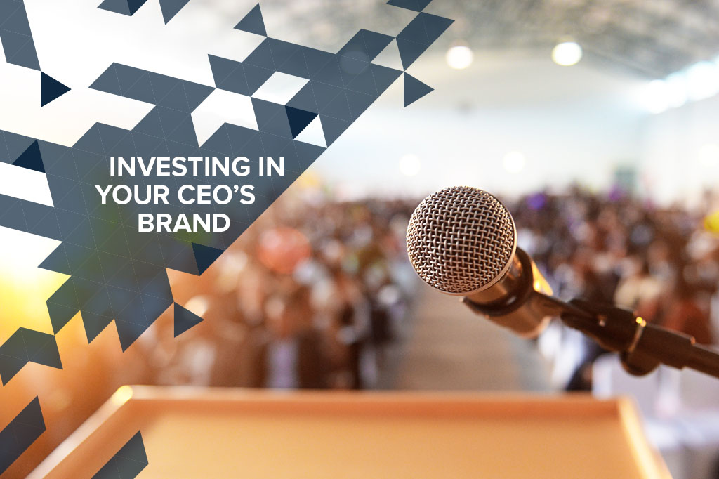 Investing in your CEO's brand